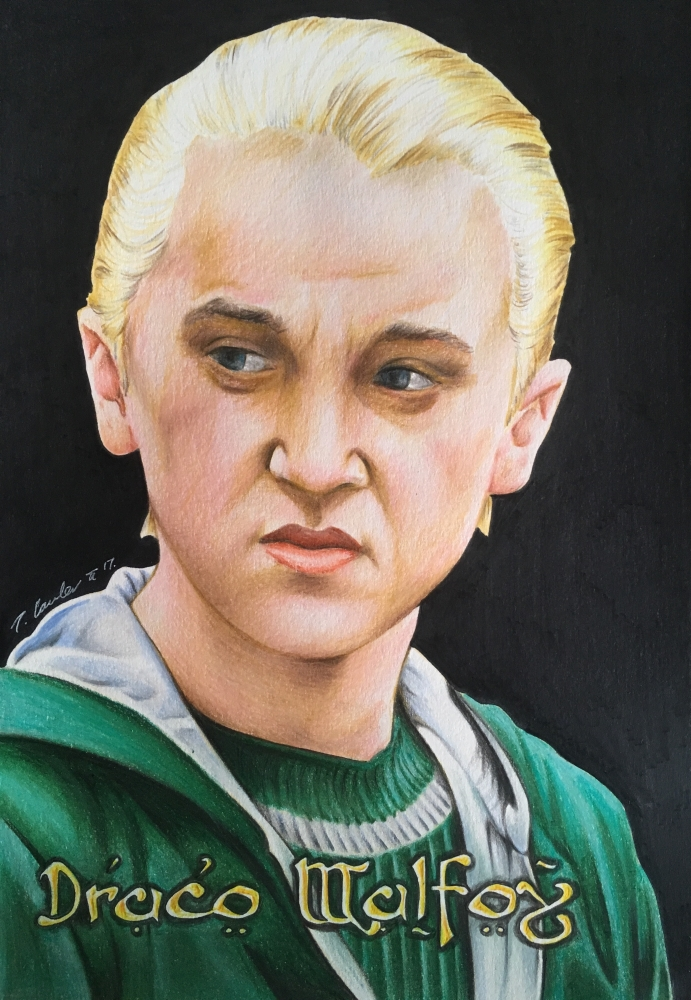 Tom Felton by TraceyLawler